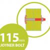 115mm joyner bolt