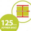 joyner bolt 125mm
